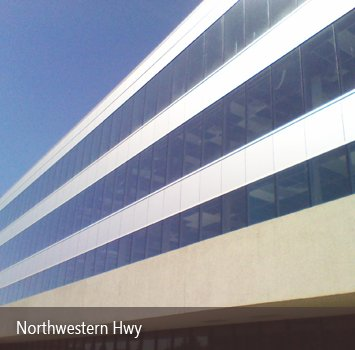 Commercial Glass Project Portfolio - Environmental Glass, Inc. - northwestern